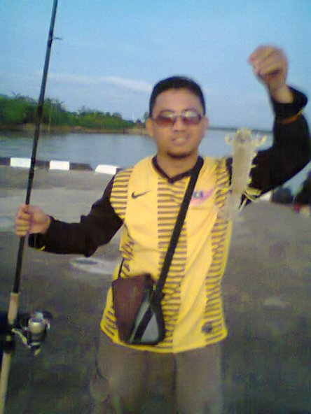 Mancing @ Goebilt, Bako Sarawak