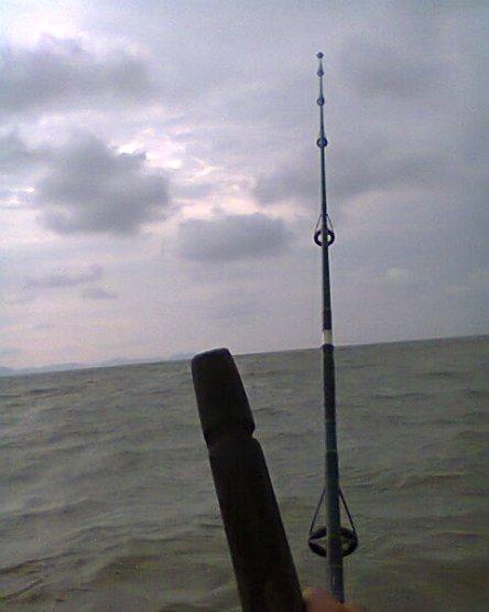 Mancing@Asajaya Laut